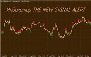 The New Signal Alert: информативный индикатор для трейдинга